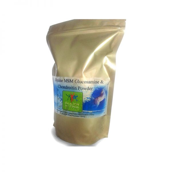 horse equine msm glucosamine chondroitin powder health within
