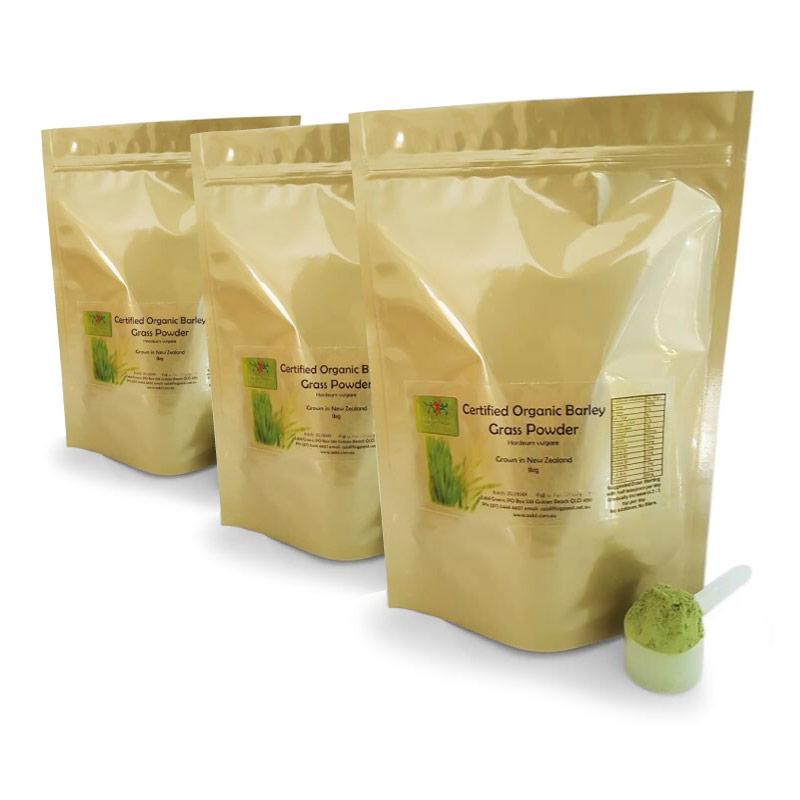 organic barley grass powder 3kg health within