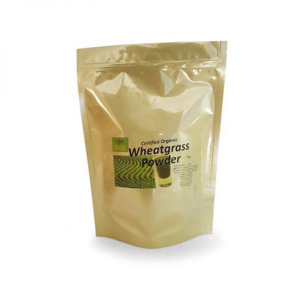 organic wheatgrass powder 1kg health within