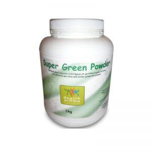 super green powder 1kg health within