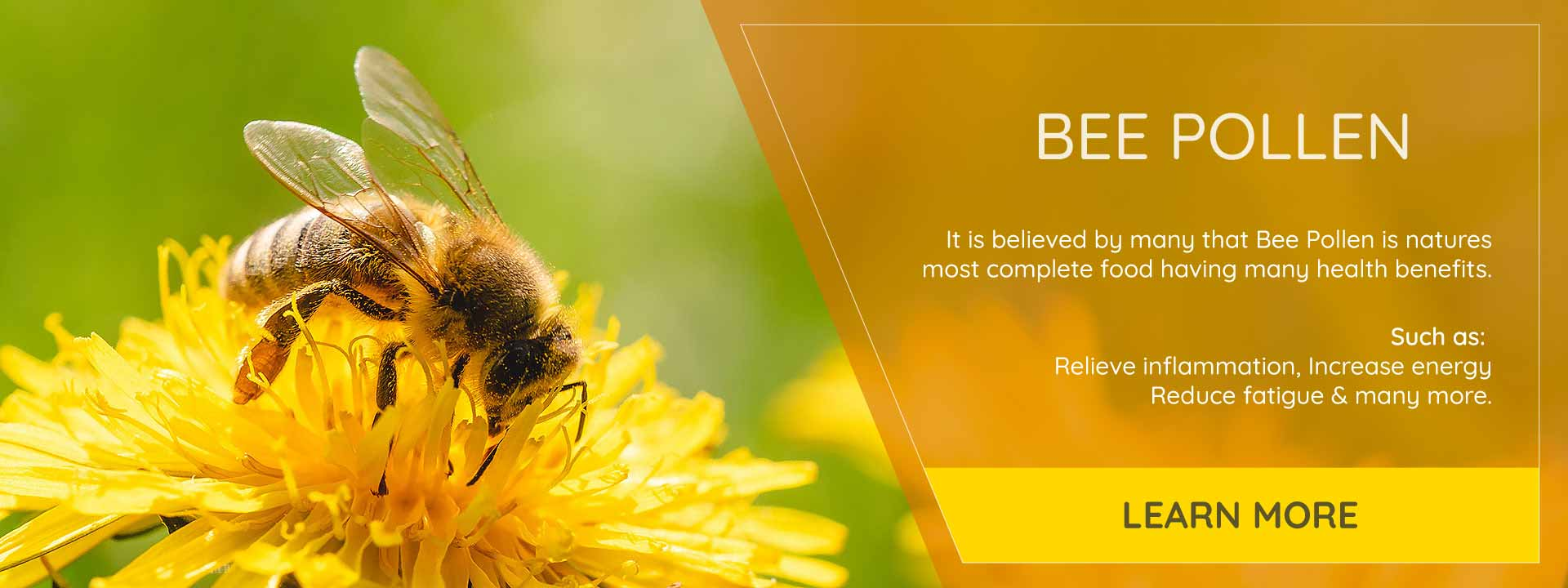 buy australian be pollen capsules